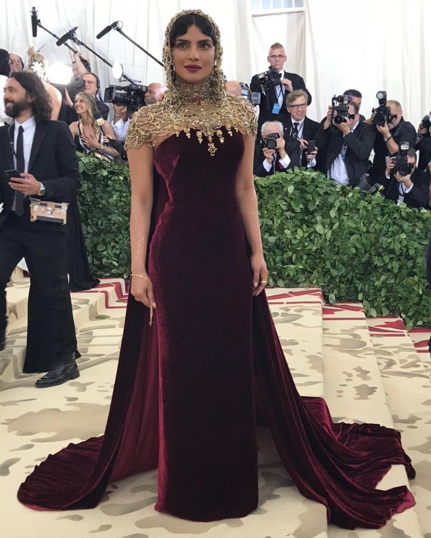 Why is Priyanka Chopra afraid to wear her Met Gala 2018 outfit at Meghan Markle's Royal Wedding?