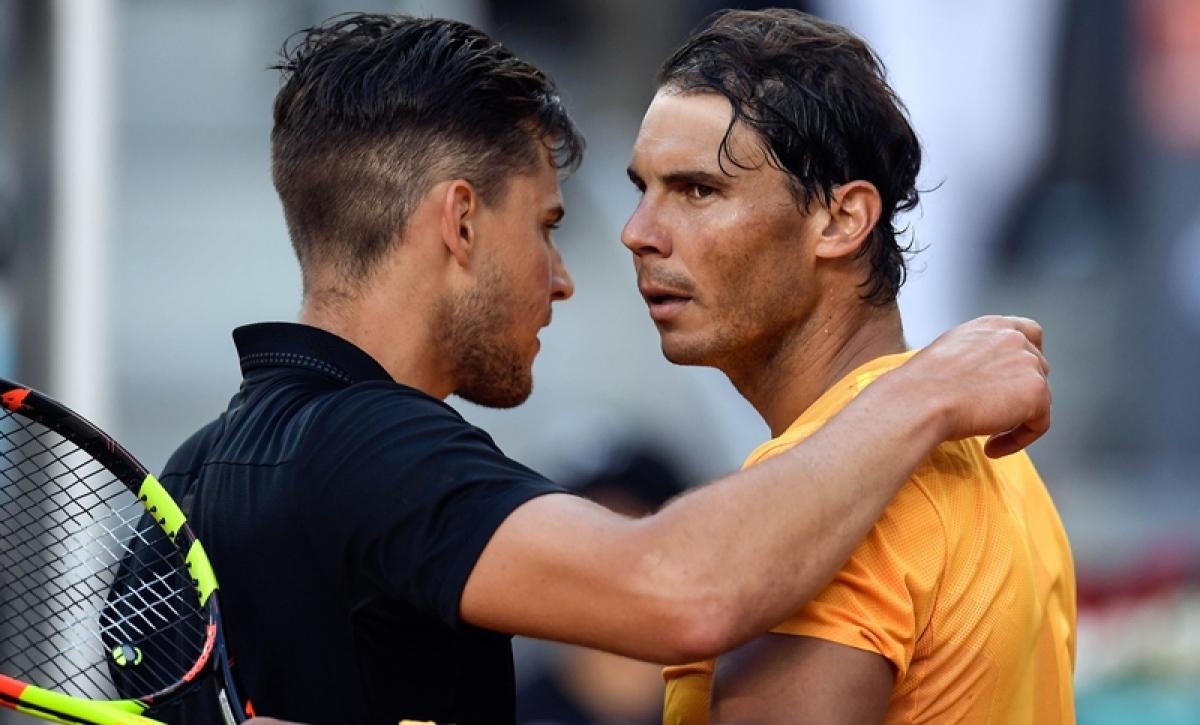 Rafael Nadal, Dominic Thiem advance at rain-hit ATP Montreal Masters