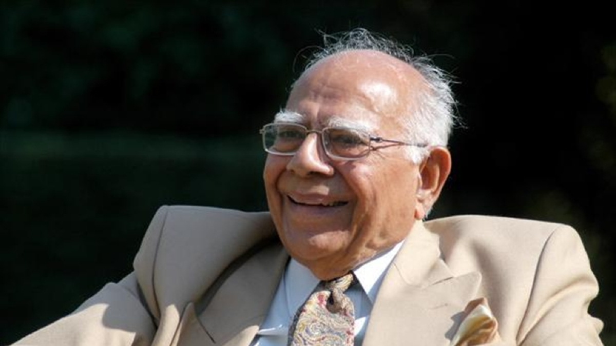 We have lost the legend, the doyen, of the legal fraternity: BCI Chairman