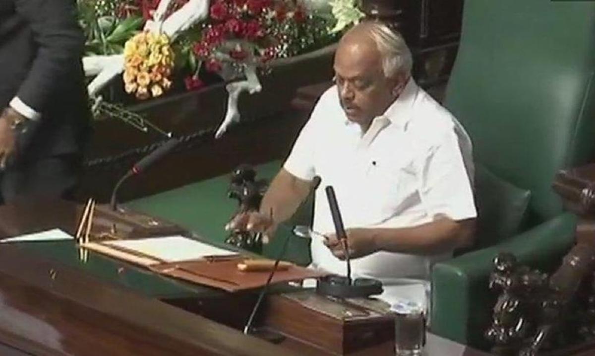 Media added 'masala' to my rape survivor analogy: Speaker Ramesh Kumar