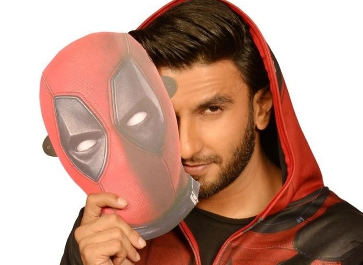 Deadpool 2: Ranveer Singh and Ryan Reynolds banter Deadpool style, breaks internet!