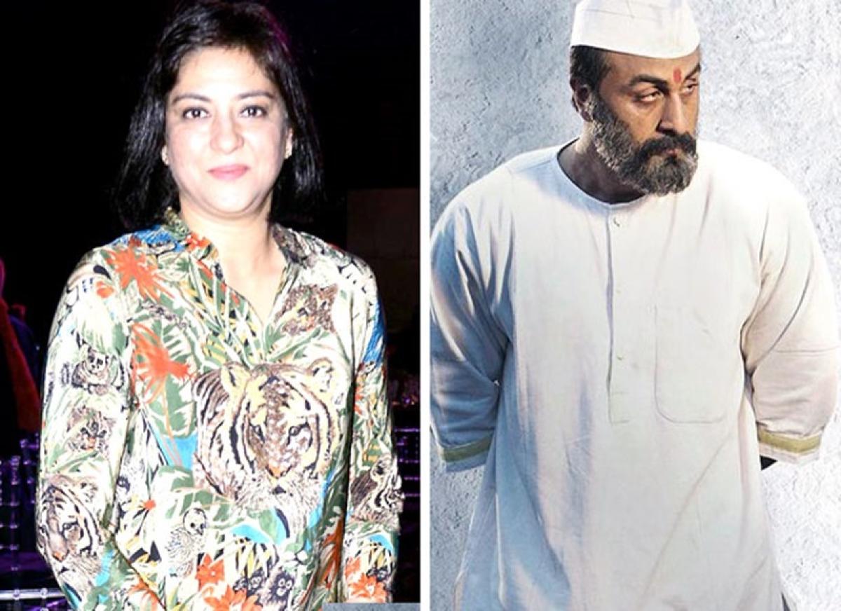 Sanju:Sanjay Dutt's sister Priya Dutt highly impressed by Ranbir Kapoor
