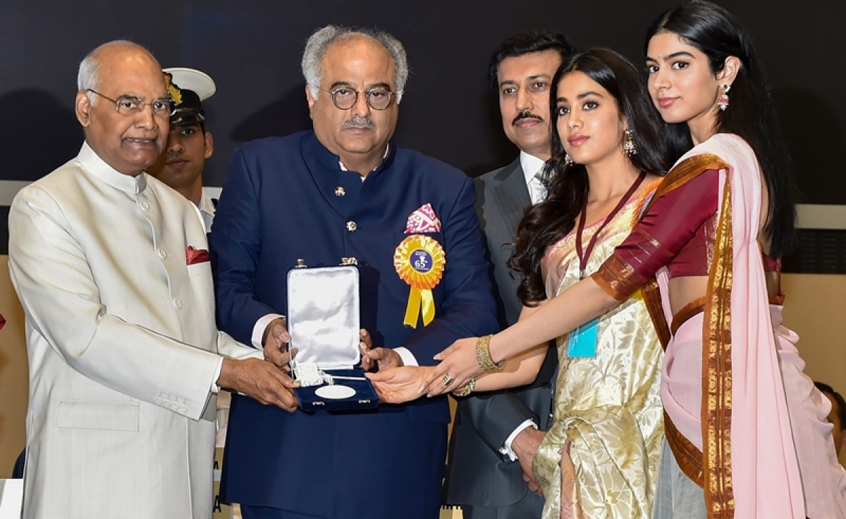 From Sridevi to Baahubali 2: Winners of 65th National Film Awards 2018