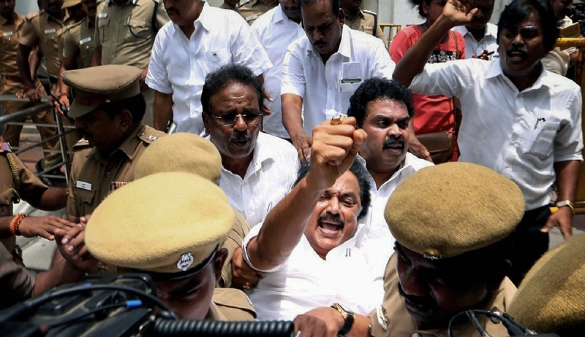 Anti-Sterlite Protest: From CM's blame game to DMK leader Stalin's detention; all you need to know