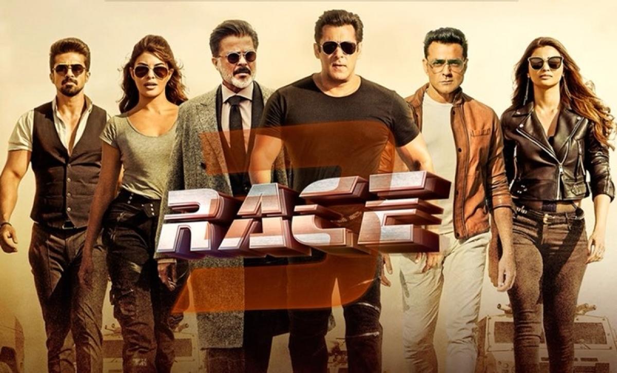 Salman Khan turns distributor with 'Race3'