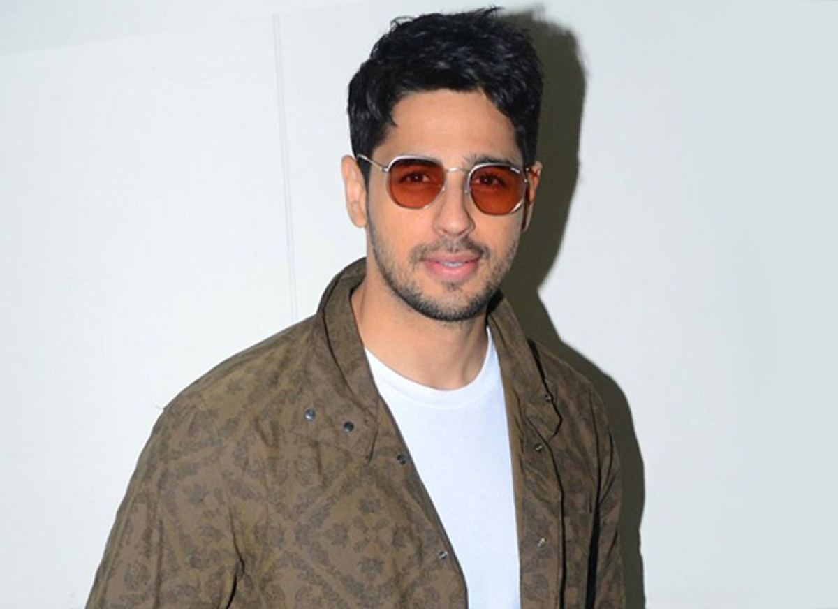 Sidharth Malhotra starts filming his next  'Marjaavaan'