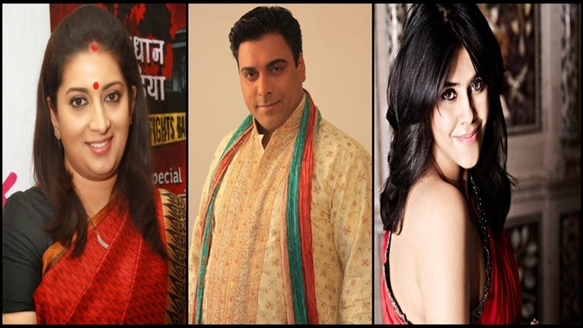 Did you know Ram Kapoor and Smriti Irani have an old connection? Ekta Kapoor reveals