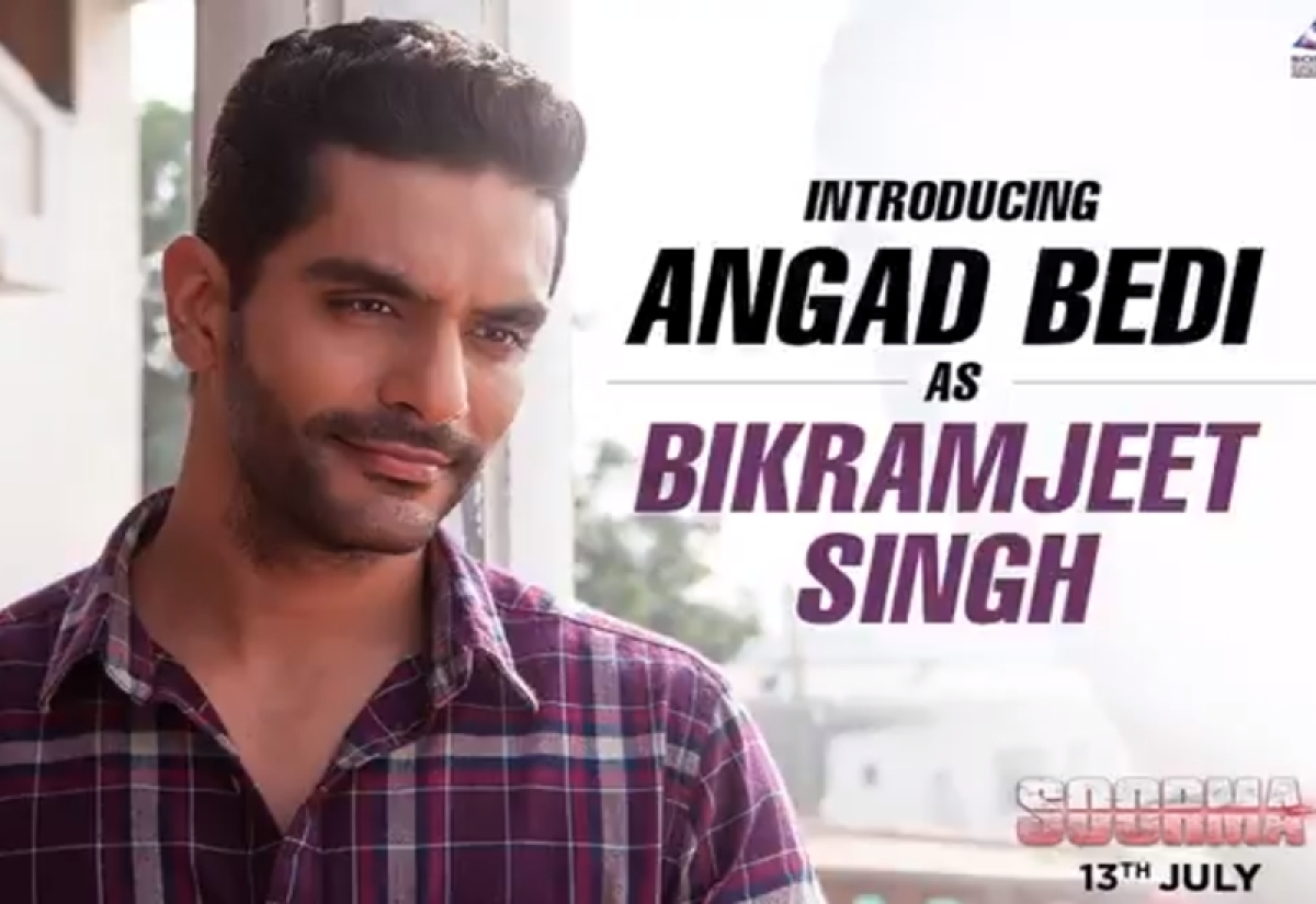 'Soorma': Angad Bedi's character gives feeling of real mentor