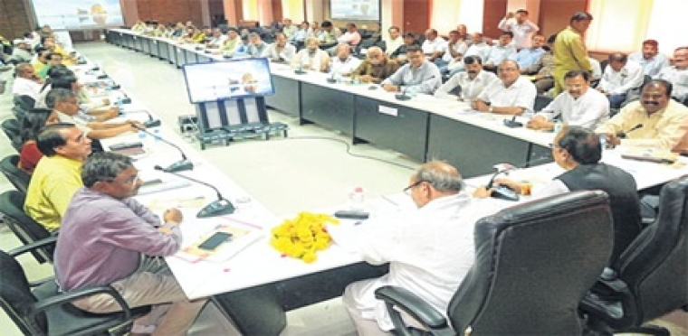 Ujjain: Special meeting of business organisations presents suggestions on fresh business policy