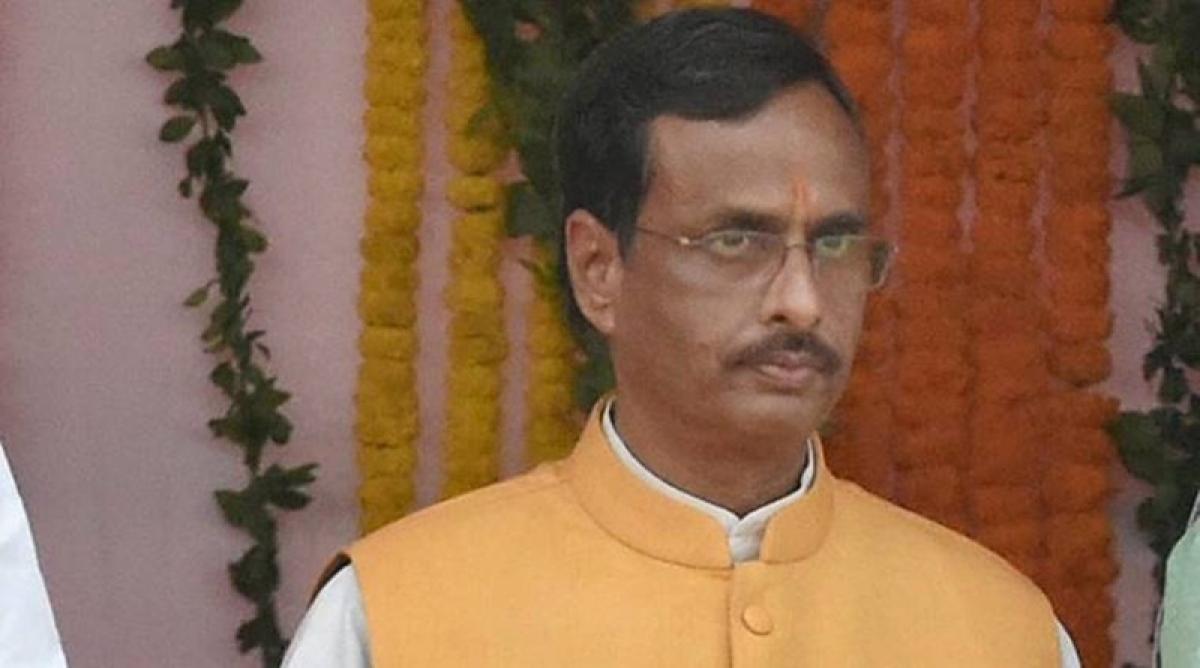 Journalism started during Mahabharata: UP Deputy CM Dinesh Sharma