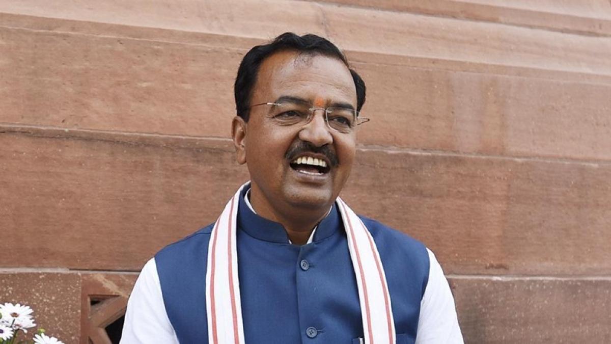 Indore: Kamlesh Tiwari's murder was tragic incident: UP's deputy CM
