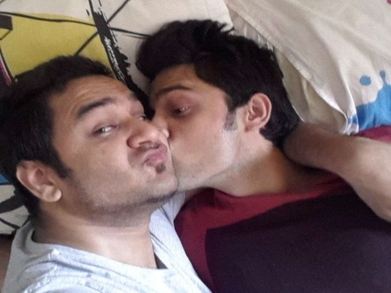 Vikas Gupta and Parth Samthaan