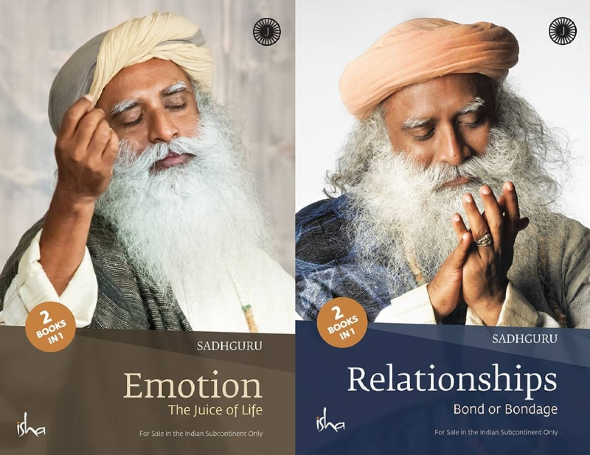sadhguru emotions and relationships book pdf
