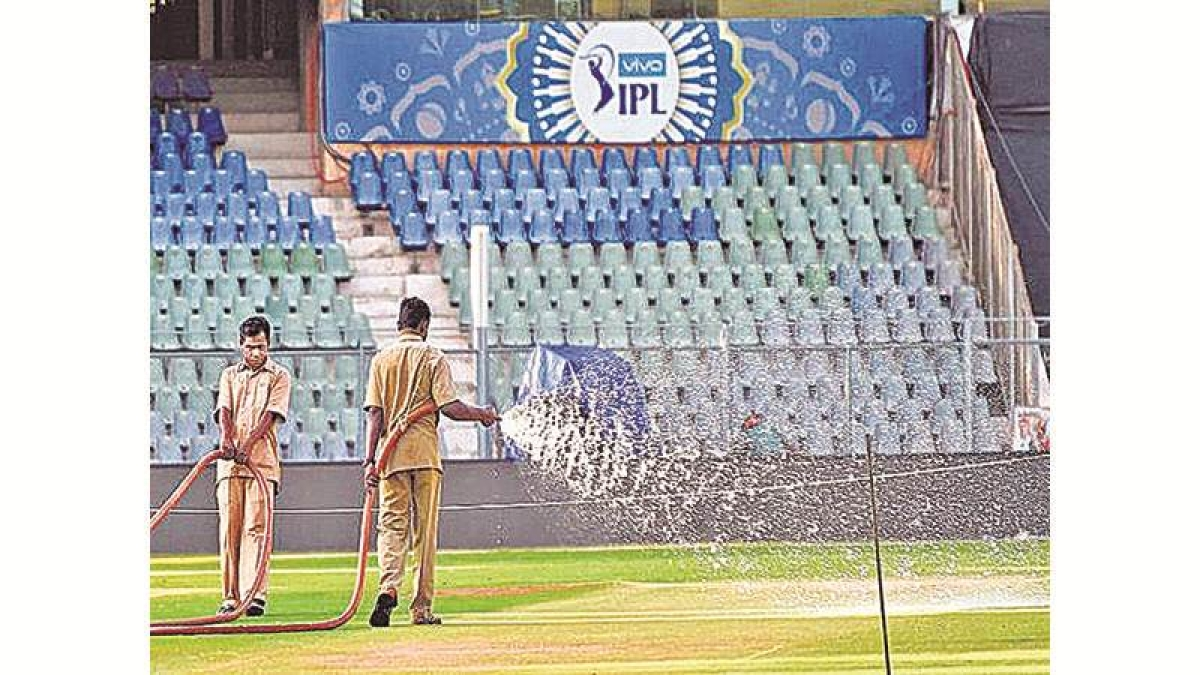Maharashtra Cricket Association cannot fetch water from Pavana river for IPL matches