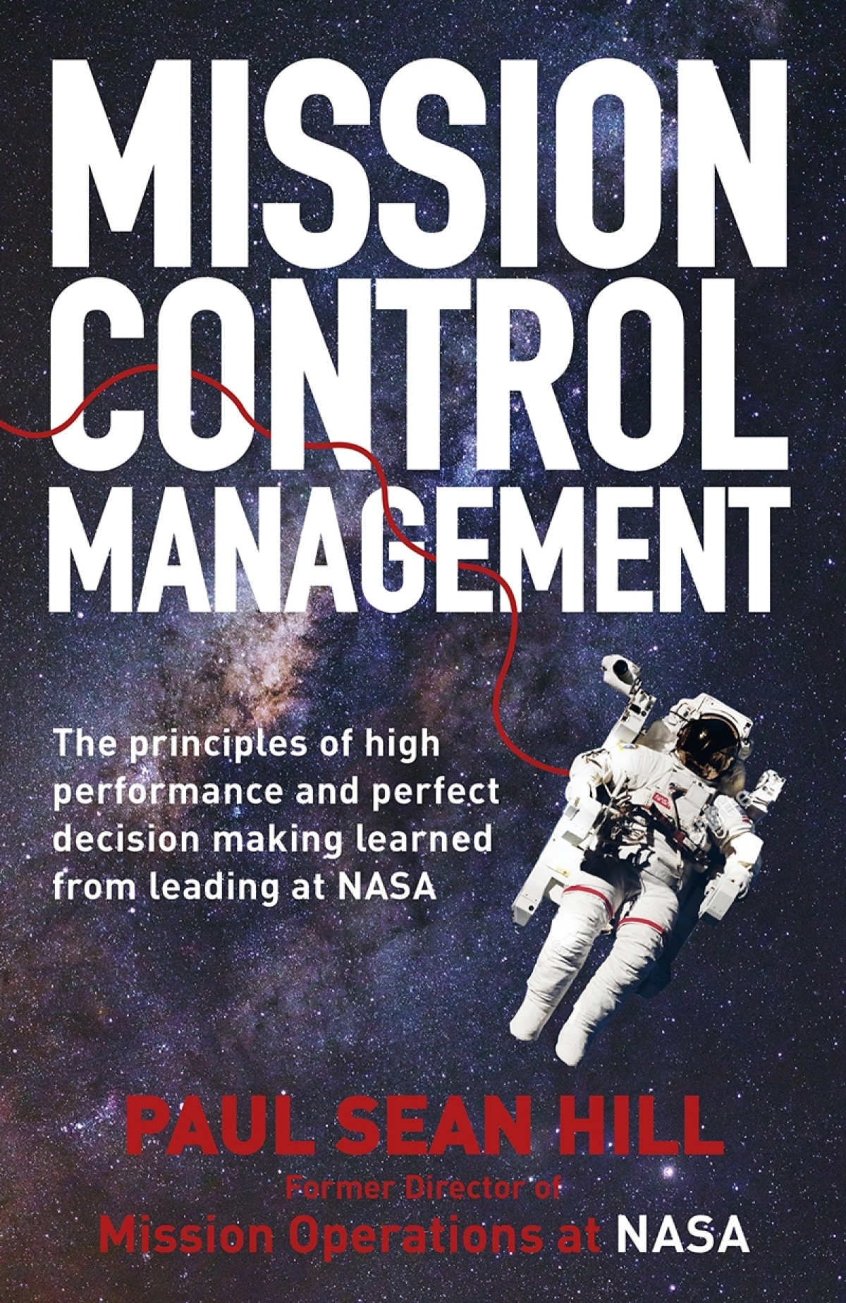 Mission Control Management by Paul Sean Hill: Review