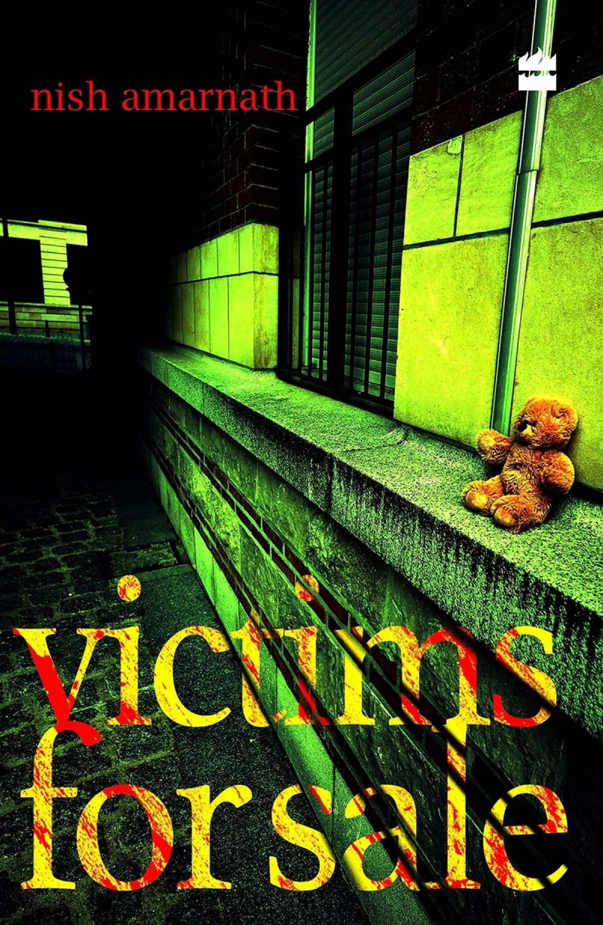 Victims for Sale by Nish Amarnath: Review