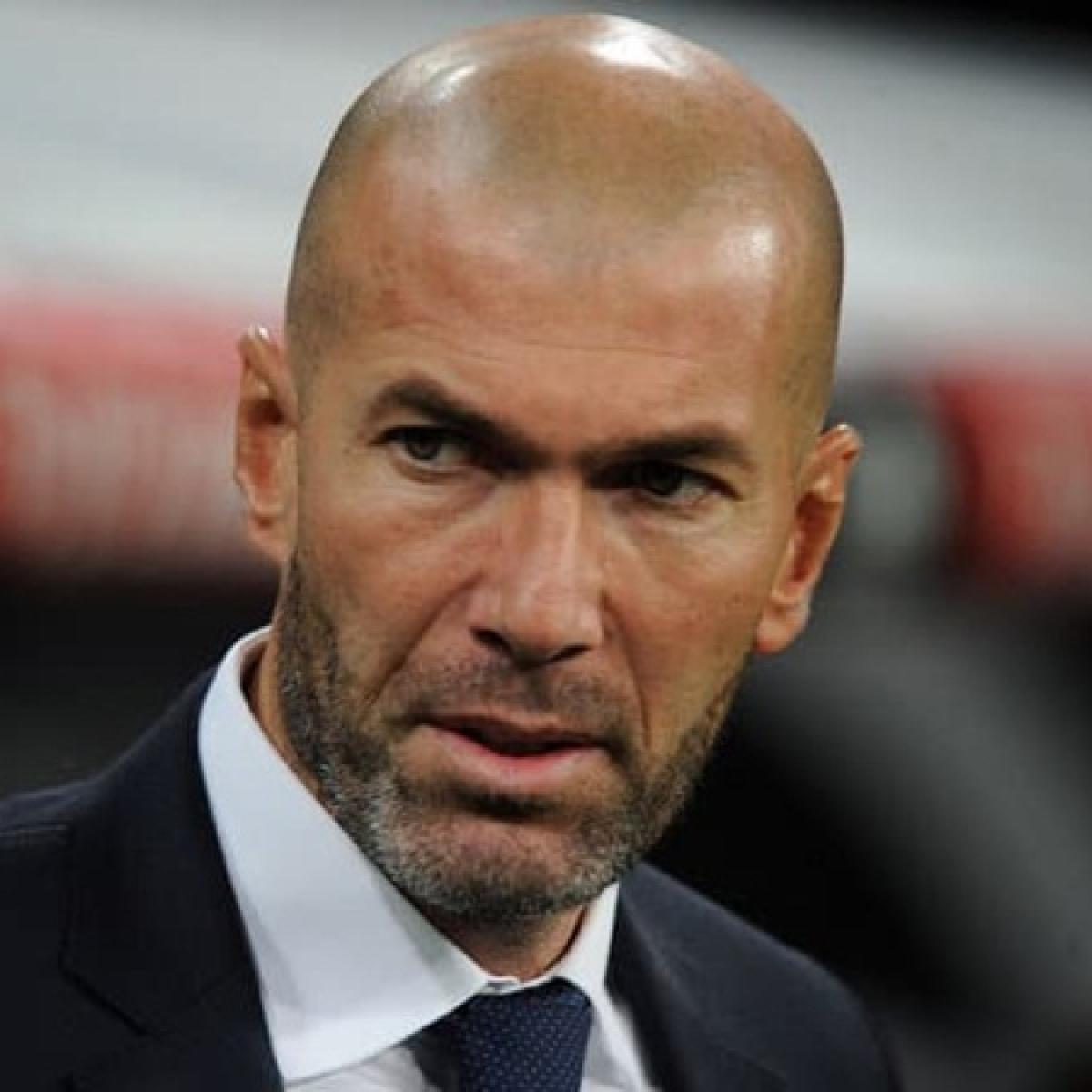 Real Madrid coach Zinedine Zidane tests positive for coronavirus