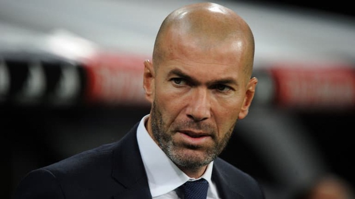 Zinedine Zidane reappointed as Real Madrid coach