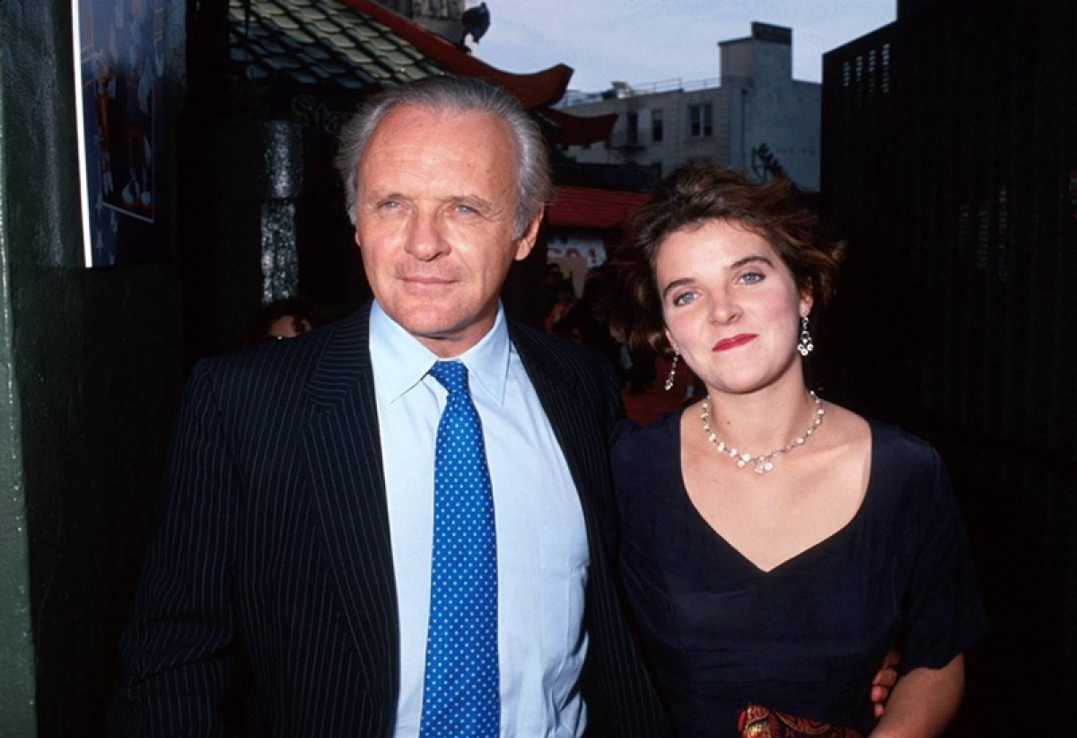 Anthony Hopkins does not care about daughter Abigail