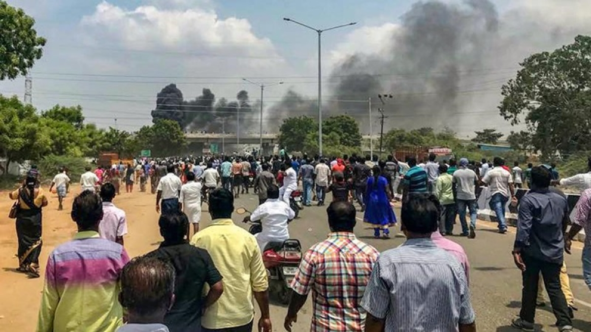 Tamil Nadu: Film celebs condole 'murdered innocents' during anti-Sterlite protests