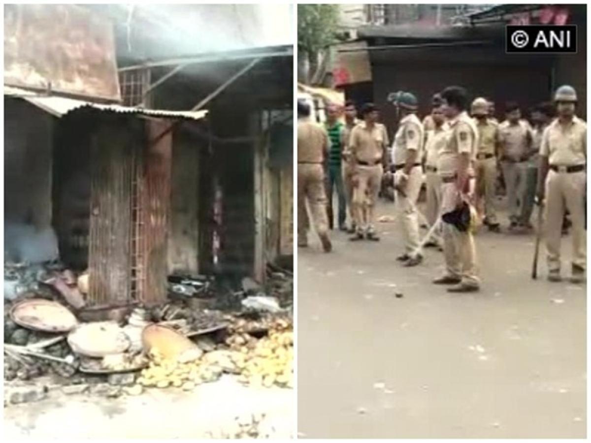 Maharashtra: Section 144 imposed in Aurangabad after violent clashes erupt, two dead