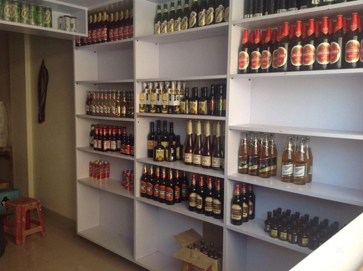 Cops Turn blind eye to beer shops-cum-open drinking dens in Bhayandar