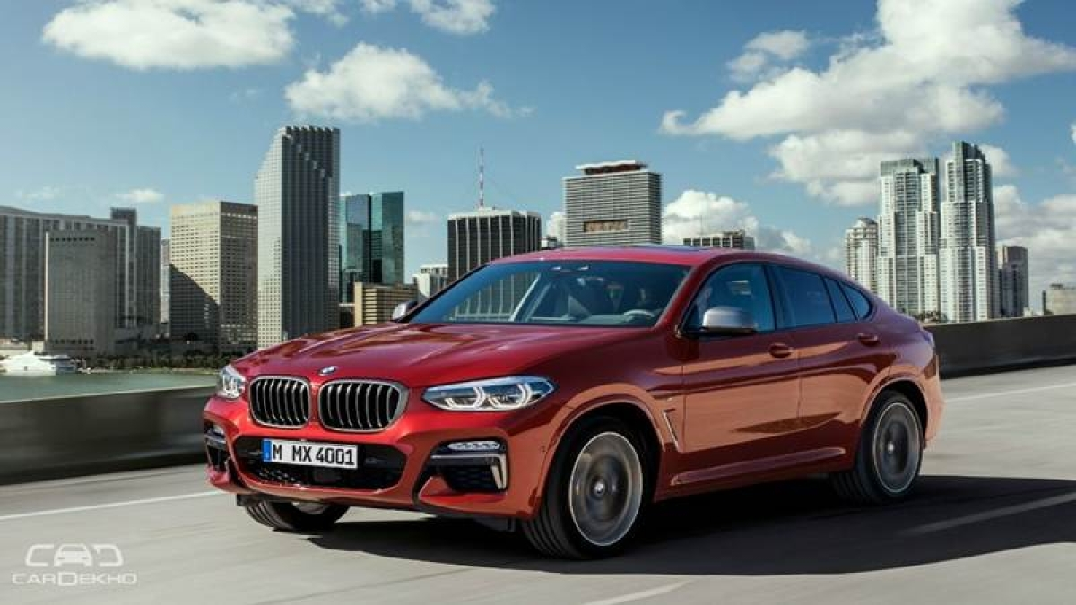Confirmed: BMW To Launch X4 In India; Will Rival Mercedes-Benz GLC, Range Rover Evoque