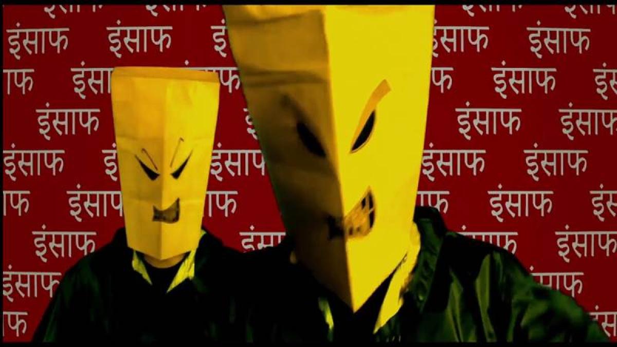Here's the justice anthem 'Hum Hain Insaaf' from 'Bhavesh Joshi Superhero '