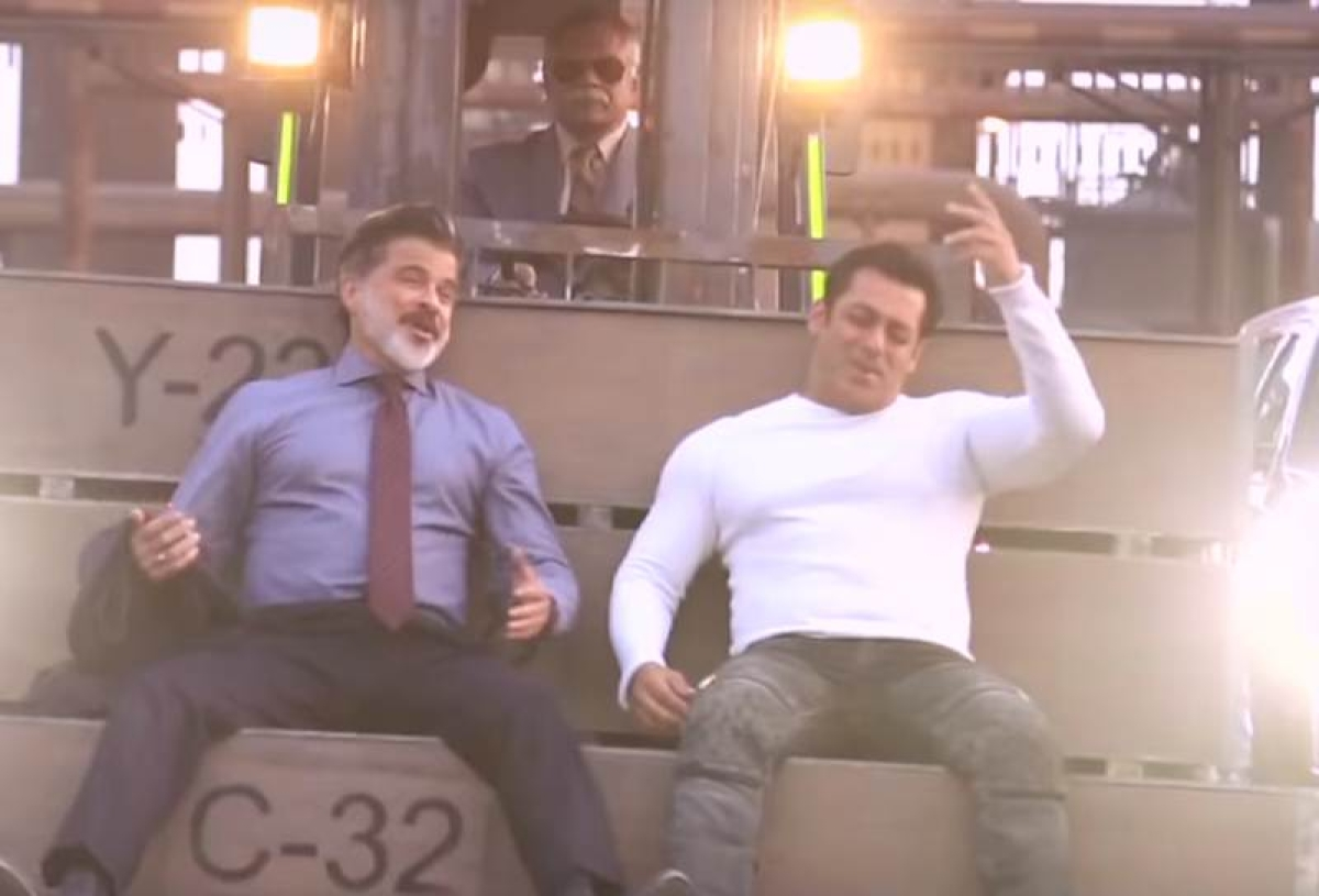This Race 3 behind the scenes video will leave every Salman Khan fan wanting for more