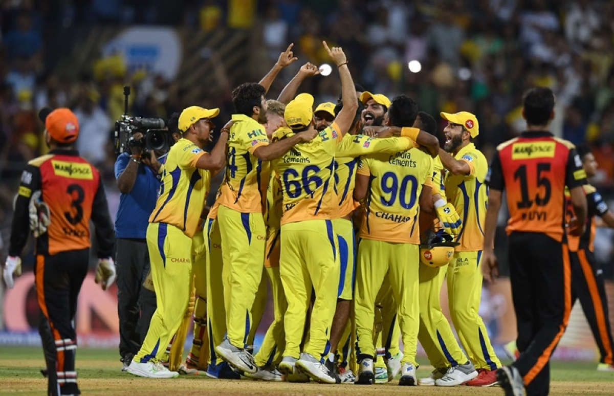 IPL 2019: Chennai Super Kings win the toss against Kings XI Punjab, will bat first