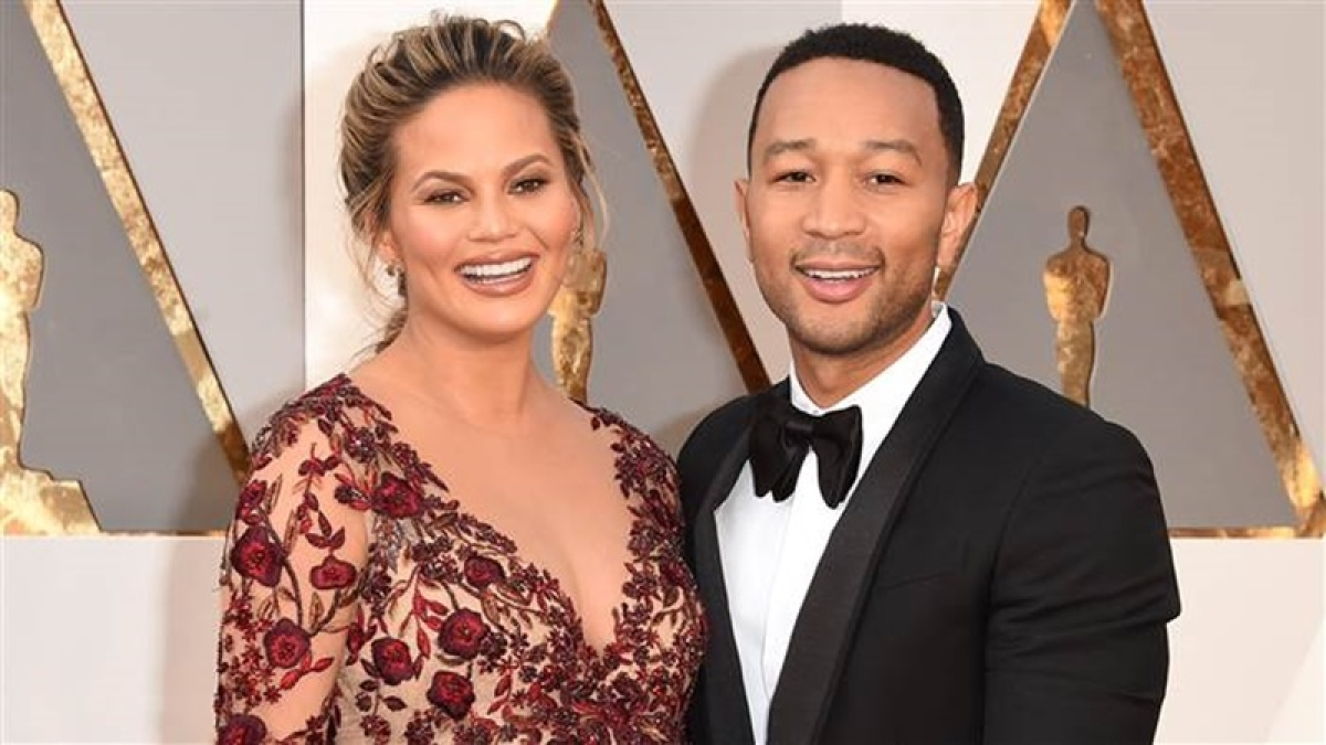 John Legend names newborn son after jazz star Miles Davis