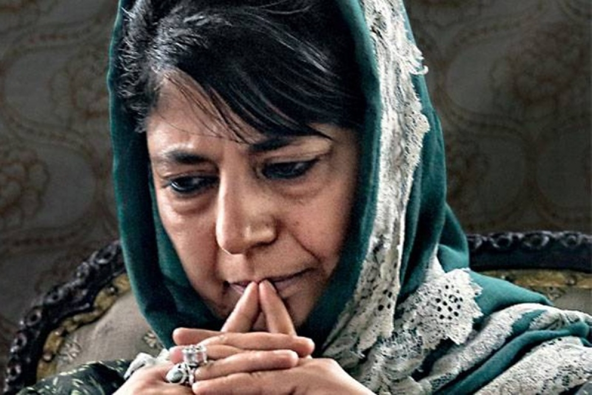Centre's muscular policy not working in Jammu and Kashmir: Mehbooba Mufti after militants murder 3 cops