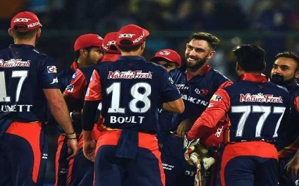 IPL 2018: Delhi Daredevilsbeat Chennai Super Kings by 34 runs