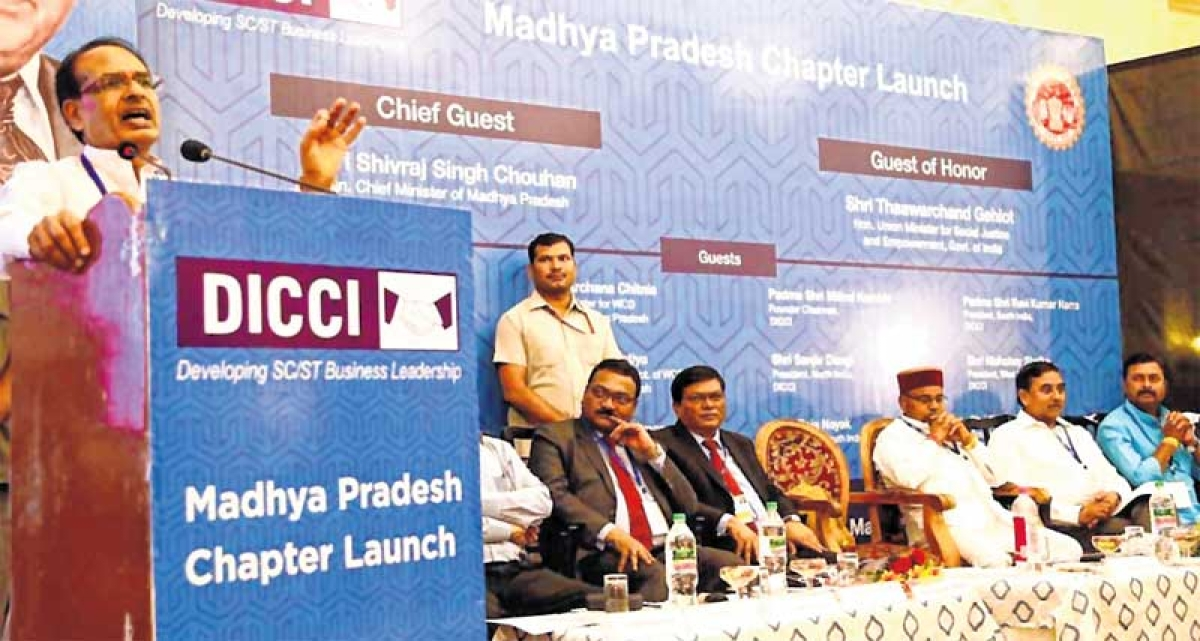 DICCI's MP chapter launched,Chapter looks to support 5000 entrepreneurs in a year