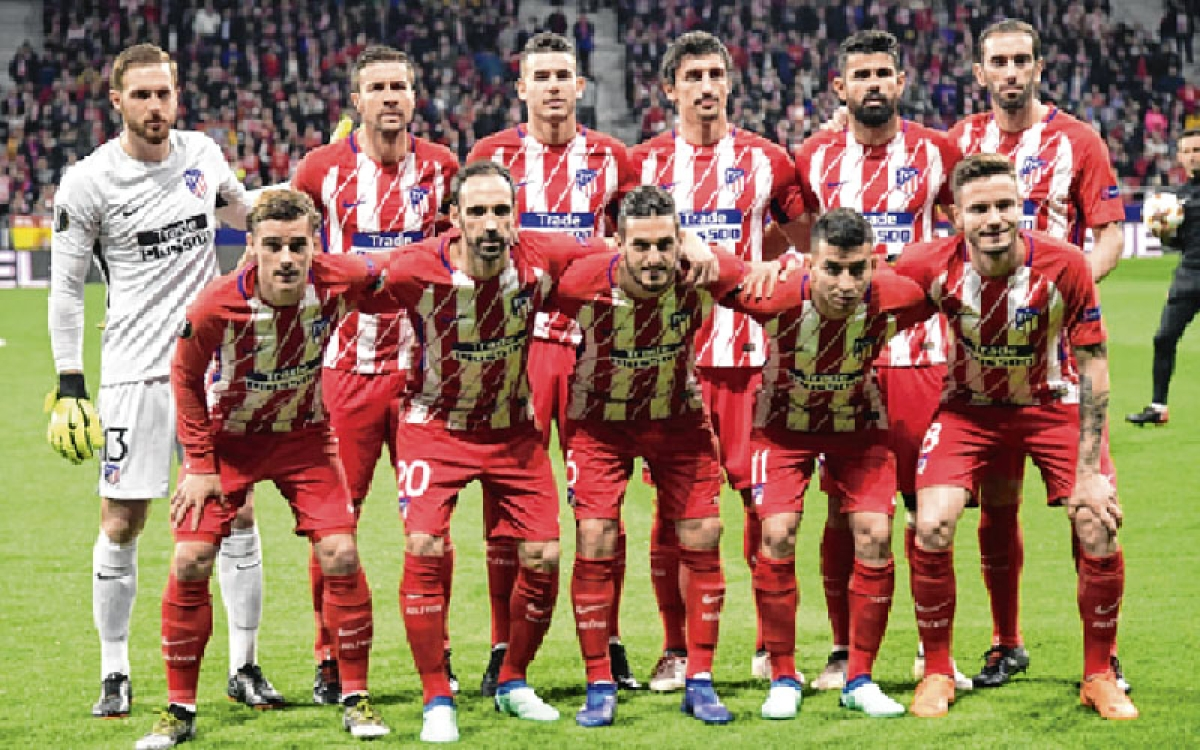 Atletico bid to erase pain of finals past in Marseille