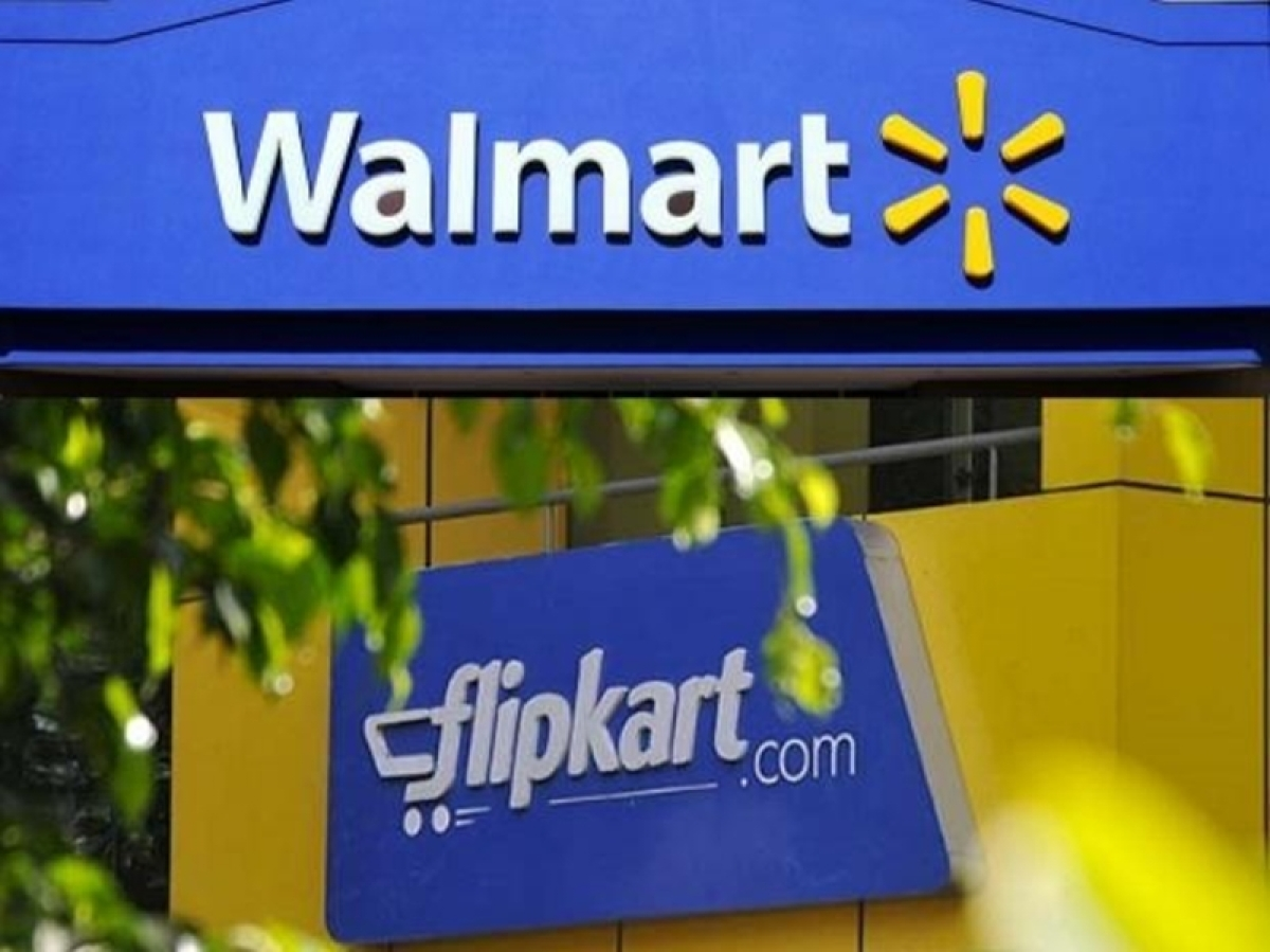 Walmart inches closer to sealing deal with Flipkart, may acquire 60-80% stake