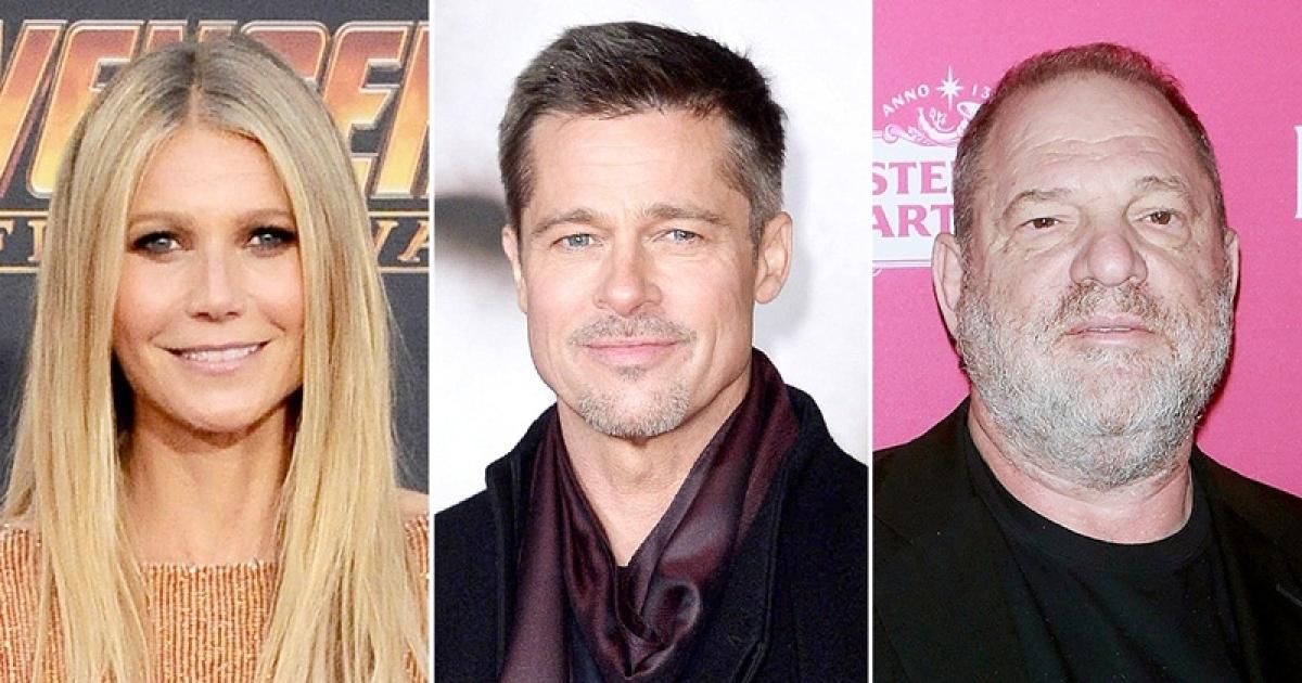 Harvey Weinstein was scared of Brad Pitt: Gwyneth Paltrow