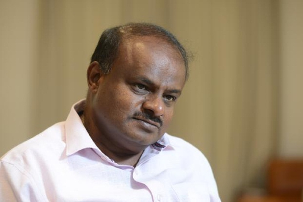 No threat to government; Congress MLAs happy with me: H D Kumaraswamy