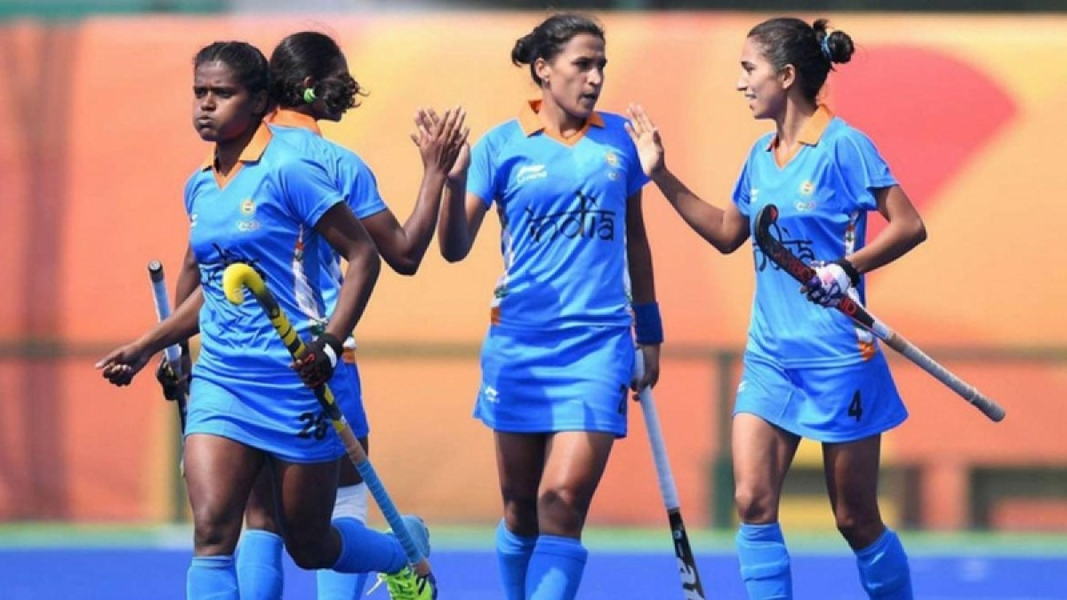 Striker Rani Rampal to lead Indian team in Women's hockey world cup