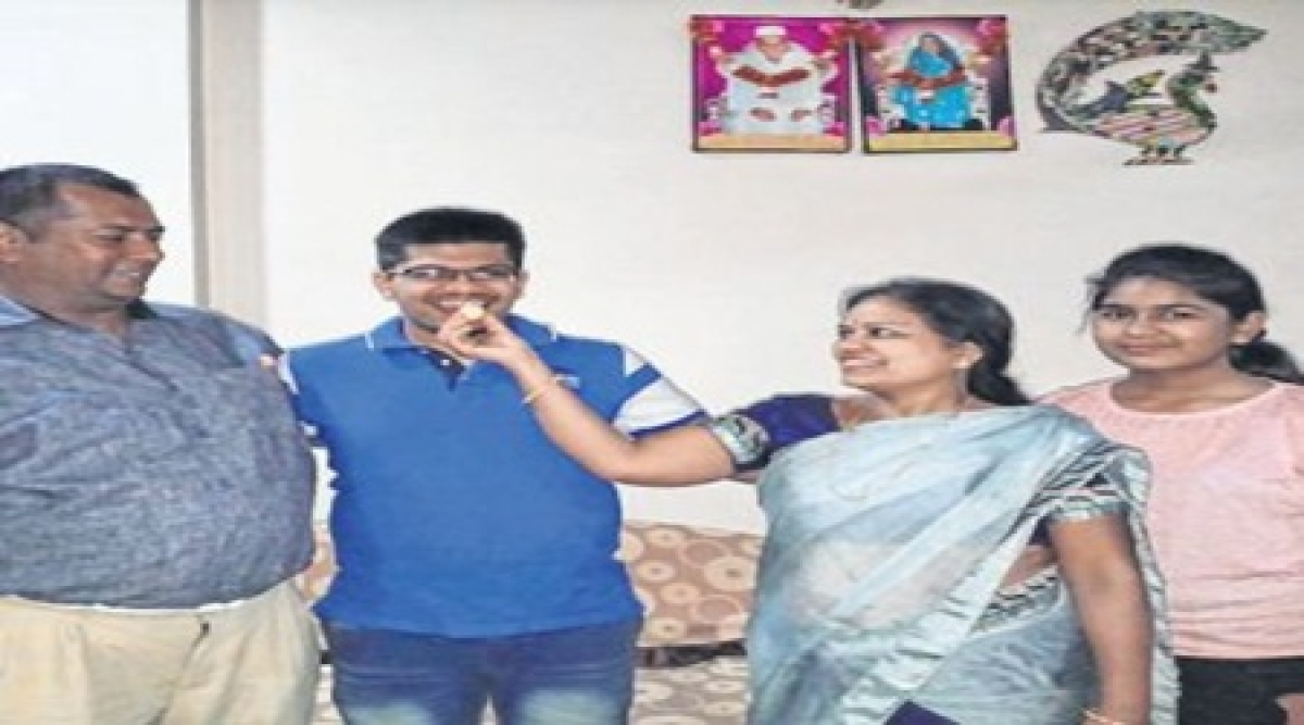 Indore: Tanmay Bansal is city's JEE topper
