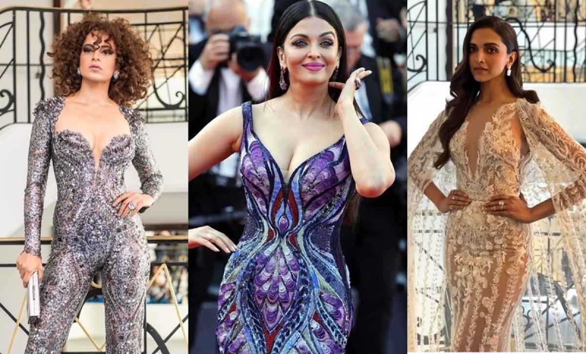 Cannes 2018: Kangana Ranaut to Aishwarya Rai Bachchan, Bollywood stars display animal instincts