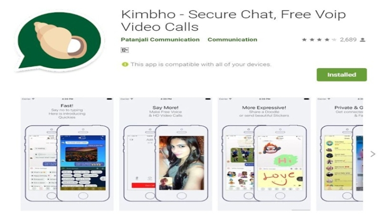 Why Patanjali's 'Kimbho' app is such a poorly-scripted idea