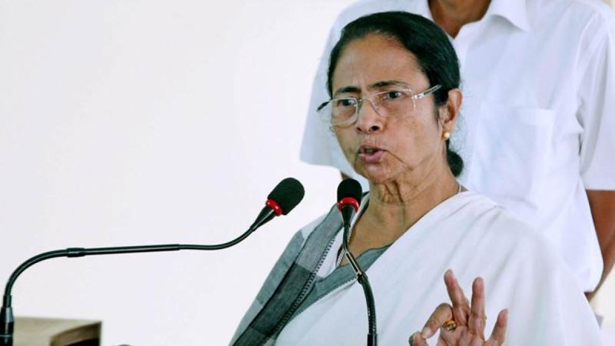 Trinamool removes 'Congress' from its logo