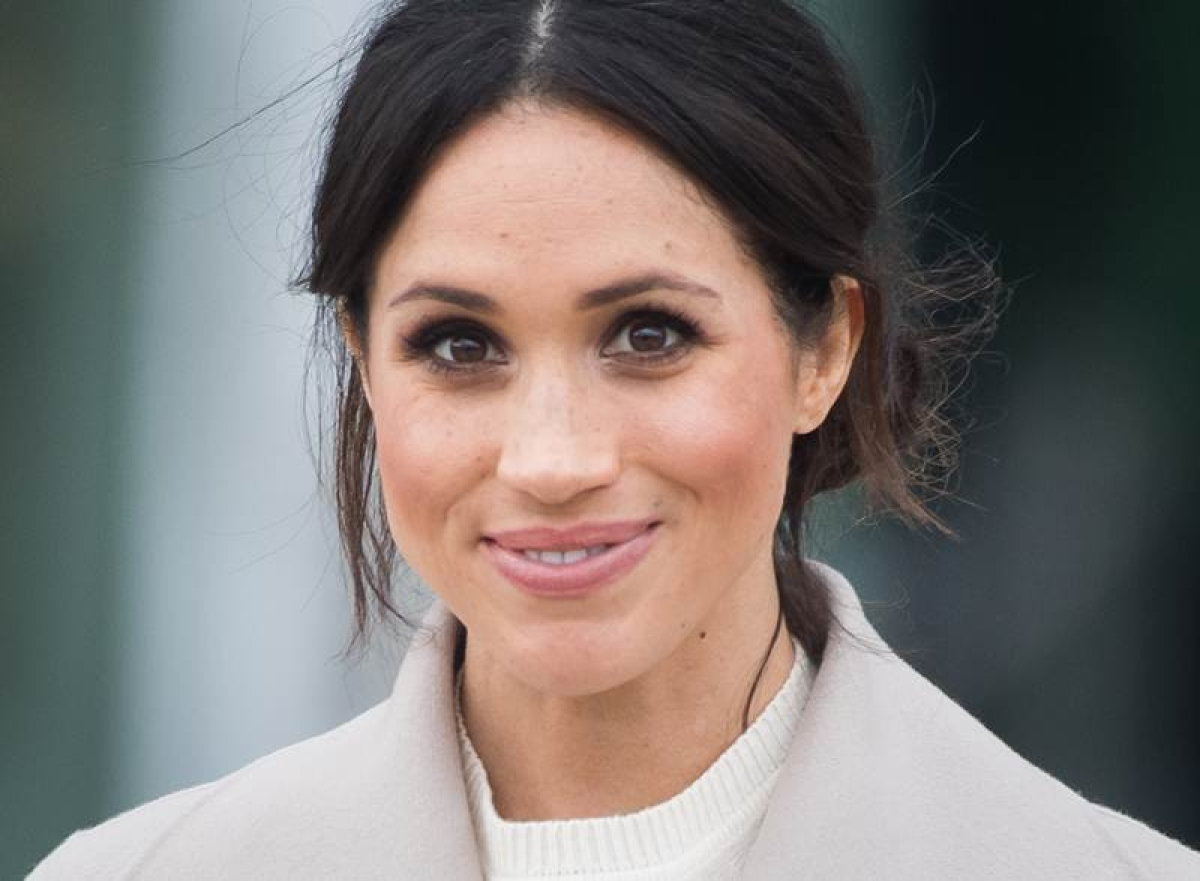 Prince Harry's wife Meghan Markle goes on a secret trip