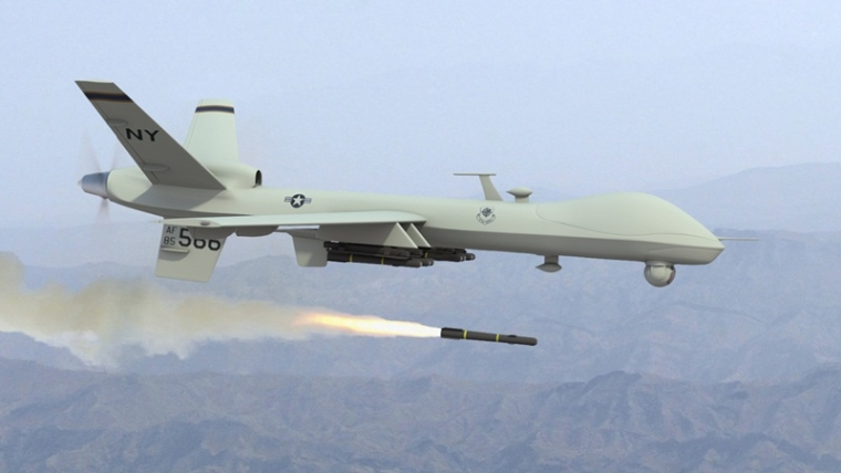 US drone strikes kill 11 IS militants in Afghanistan