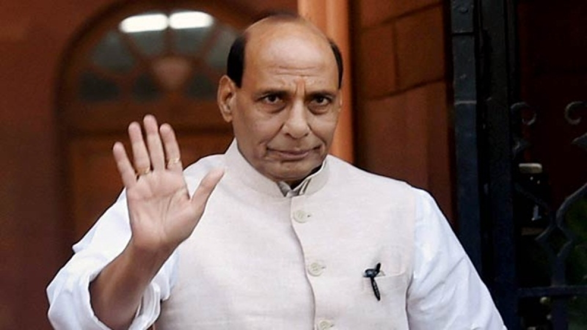 Union Home Minister Rajnath Singh inaugurates over 150 projects in Lucknow