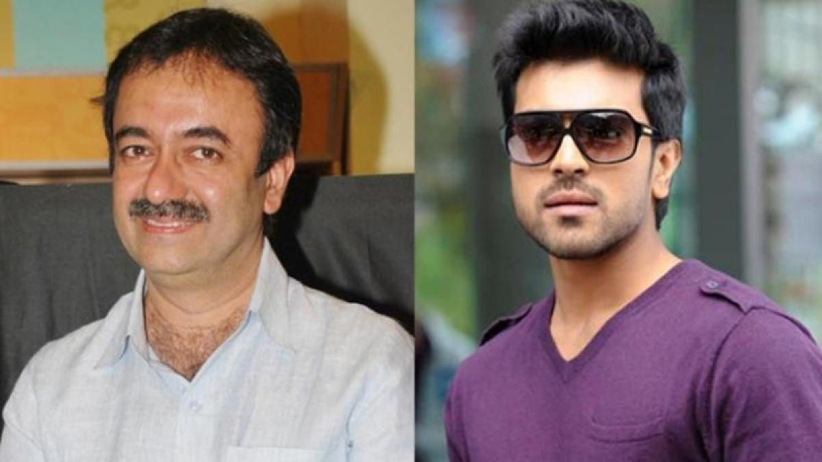 Telugu actor Ram Charan wants to work with Rajkumar Hirani
