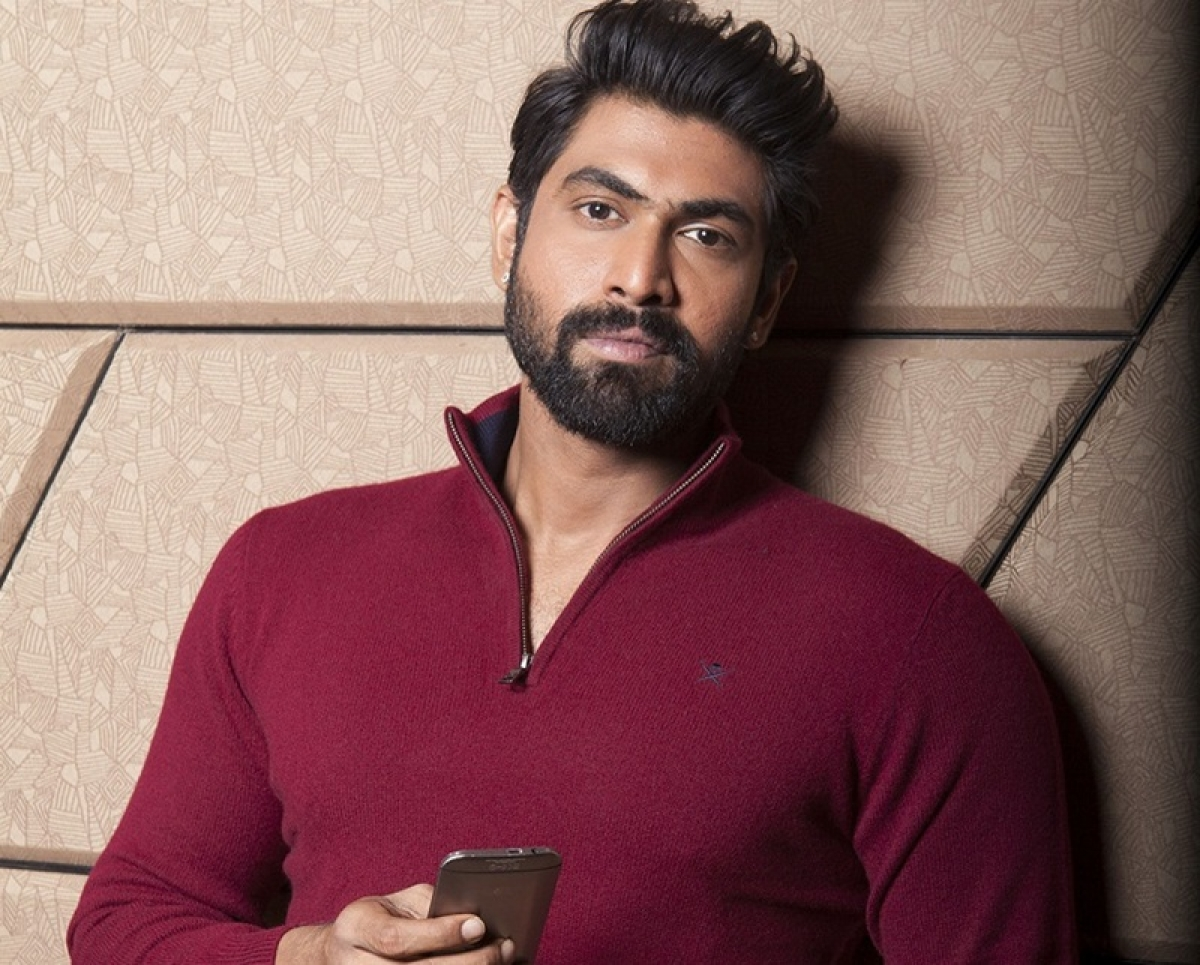 Baahubali actor Rana Daggubati is scouting for writers
