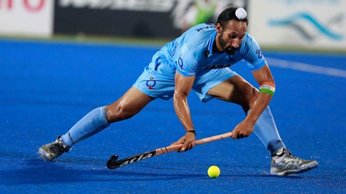 Sardara Singh returns to Indian hockey squad for Champions Trophy