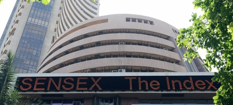 Sensex gains over 100 points ahead of TCS, Infosys earnings